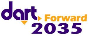 DART Forward 2035 logo